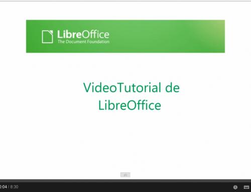 LibreOffice, la suite de ofimática multiplataforma libre para la Educación